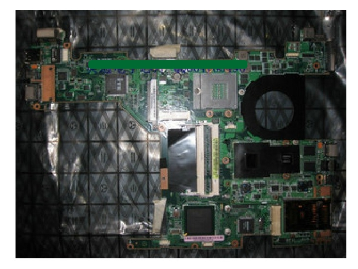 Z37E connect with printer motherboard full test lap case connect board<br>