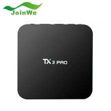 Buy 2017 TX3 PRO Android 6.0 TV Box Amlogic S905X Quad core 1G 8G Media Player HDMI H.265 WIFI Media Player Smart tv box for $34.99 in AliExpress store
