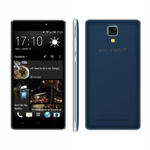 "cheap mobile phones BYLYND X5 celular GPS quad core 1G ram MTK 5.0MP 5.0"" HD android OS 6.0 unlocked WCDMA smartphones(China)"
