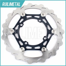 270mm oversize Front Brake Disc Rotor for KAWASAKI KX 125 2003 2004 2005 03 04 05 250 F 2004 2005 04 05