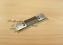 6 cm metal frame internal Flex purse frame Flex frame Pinch Purse Frames K50