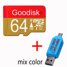 Micro SD card 32gb 8GB 16GB 64GB Memory Card for Phone/Tablet/Camera 128GB microsd micro sd 16 gb SD Cards with gift(China)