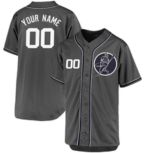 Custom Baseball Jersey Any Name Any Number Gray Personalized Jeter Judge Ortiz Harper Bryant Rizzo Jersey(China)