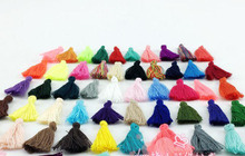 tassels jewelry making earrings pendants necklace brincos lariat mobile strap clasp cord fiber Tassel rayon fringe finding decor