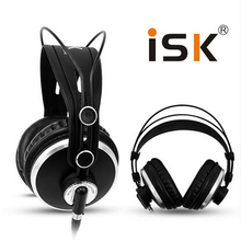 ISK HP-980 Top quality Fully enclosed computer  headset monitor headphones professional studio monitor headphones