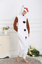 Flannel Cosplay Anime Olaf Snowman Princess Cos Pajamas Onesie Adult Unisex Halloween Party Costumes Jumpsuits
