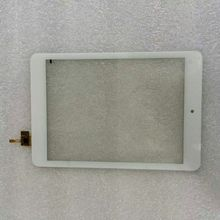 "white New 7.85"" inch Prestigio MultiPad PMP5785C and PMP5785C 3G Tablet touch screen digitizer glass touch panel Sensor"