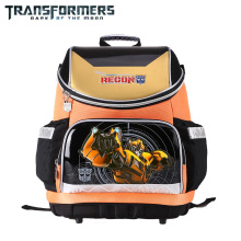 Transformers kids/children cartoon ergonomic school bag books shoulder backpack portfolio rucksack  for boys student grade 1-3