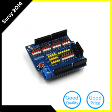 Buy V5 Sensor Shield Expansion Board Shield Arduino UNO R3 V5.0 Electronic Module Sensor Shield V5 expansion board for $2.85 in AliExpress store