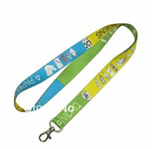 BUY custom logo printed business company  lanyards Hot sale  mobile strap for ID holder,cellphone webbing