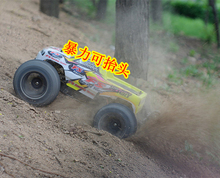 FS Giant 1:10 Scale Waterproof 4WD Off-Road High speed electronics remote control Monster Truck,rc racing cars(China)