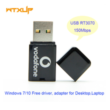 Vodafane RaLink RT3070 Wi-Fi Card 150Mbps 802.11n Mini Wireless USB wifi Adapter for TV/PC Windows 7/8/10 Linux