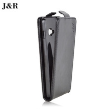 J&R Brand High Quality PU Flip Leather Cover for HTC One Dual SIM 802t 802d 802w Case Vertical Magnetic Phone Bag 9 Colors