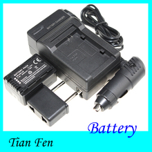 3.6V 2000mAh Battery + Charger VW-VBK180 VW VBK180 VWVBK180 Rechargeable Camera Panasonic - China Tianfen Group Co.,LTD store