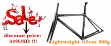 Buy 2016 new model carbon frame,best selling carbon frame road bike,cycling bicycle frame fork carbon road bike frame for $359.20 in AliExpress store