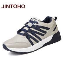 JINTOHO 2016 Sport Mens Running Shoes Brand Men Athletic Shoes Cheap Walking Shoes Breathable Men Sneakers Imported Sneakers