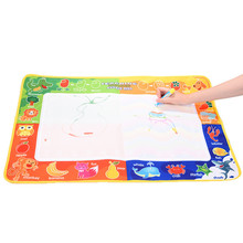MINOCOOL  2 Size Magic Water Doodle Mat with 1 Magic Pen/Water Drawing Board/Water Mat/Aquadoodle Mat For Baby Toys