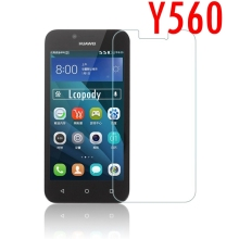 Tempered glass FO R Huawei Y560 Y5 Y560-L01 Y560 L01 Y560-U02 protector film FO R huawei mobile phone smartphone elephone case