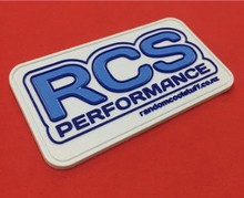 custom 3d rubber heat transfer label badges cheap pvc rubber label hot sales  garment pvc badge