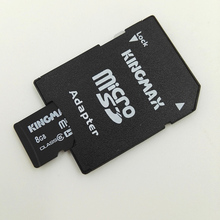 100% Original Kingmax Micro Carte SDHC Micro sd memory card carte micro sd 32 gb tarjeta micro sd 16gb tarjeta de memoria 8gb(China)