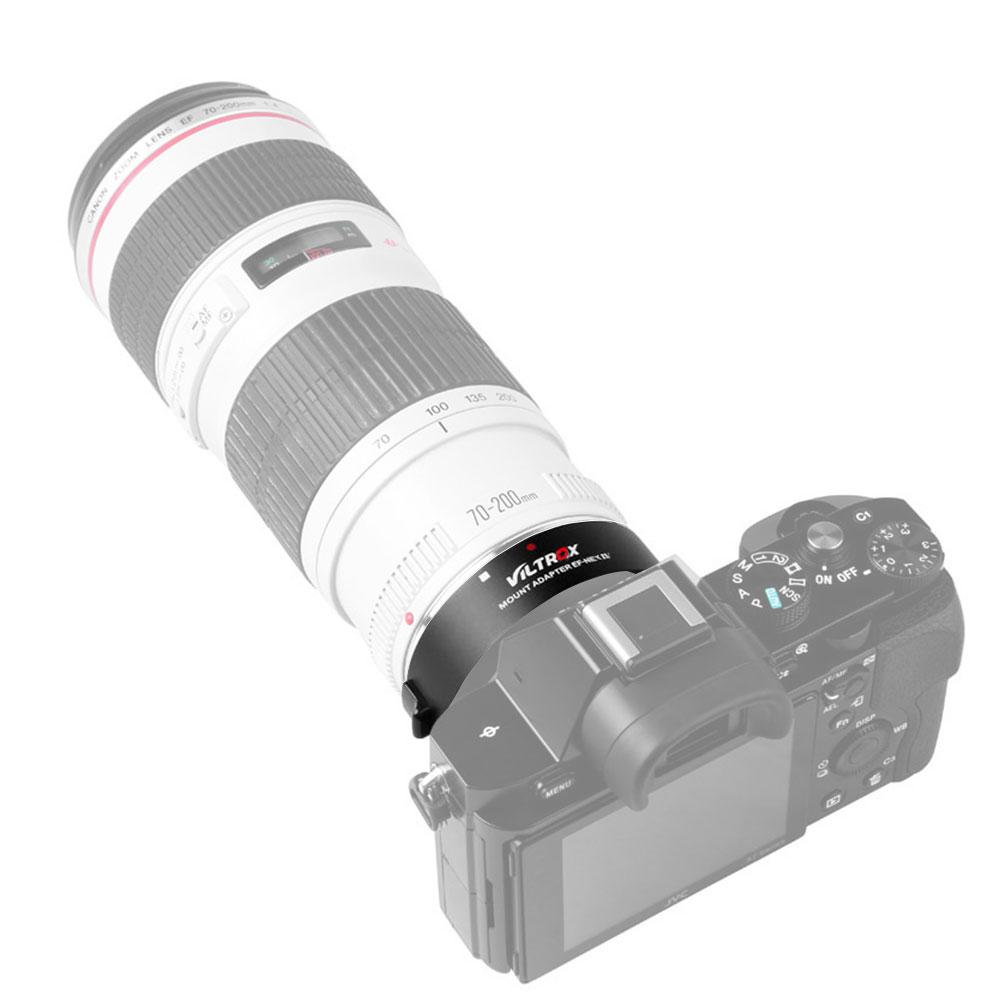 Viltrox EF-NEX IV Automatic focus Lens Adapter (42)