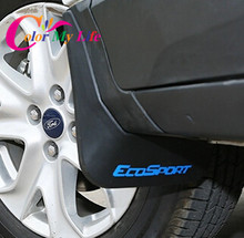New Fashion Durable Reflective Fenders Case for 2012 2013 2014 2015 2016 Ford Ecosport accessories
