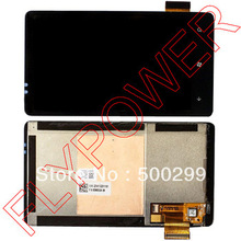 For HTC HD7 HD 7 T9292 LCD Screen with touch screen digitizer assemble by free DHL, UPS or EMS; 100% warranty; 10pcs/lot
