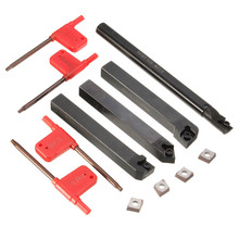 Best Price 4pc/Set Of SCLCR 12mm Lathe Index Boring Bar Turning Tool Holder With CCMT 09T3