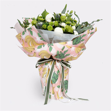 Original double-faced Gift Paper Package European Style Christmas Packing Paper 70cm*50cm DIY Marble Wrapping Paper(China)