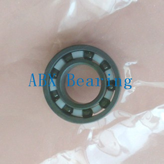 6200 full SI3N4 ceramic deep groove ball bearing 10x30x9mm P5 ABEC5<br>