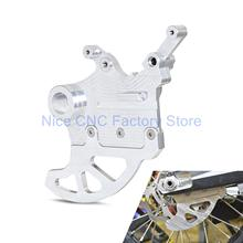 Brake Disc Guard/Protector for Yamaha YZ250F YZ450F 2009 - 2016 2010 2011 2012 2013 2014 2015 YZ 250F 450F NEW