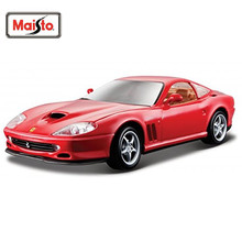 Maisto Bburago 1:24 550 Maranello Diecast Model Car Toy New In Box Free Shipping