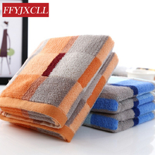 High quality 4pcs A lot 35*75cm 100% bamboo towels 100% cotton soft beach towel bulk cheap towel brand fiber towel set T0028(China)