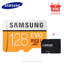 SAMSUNG hot sale Micro SD Card 32GB 95MB/S Memory Card EVO 64GB 128GB Class10 100MB/S mini TF Card C10 SDHC/SDXC For Smartphone(China)