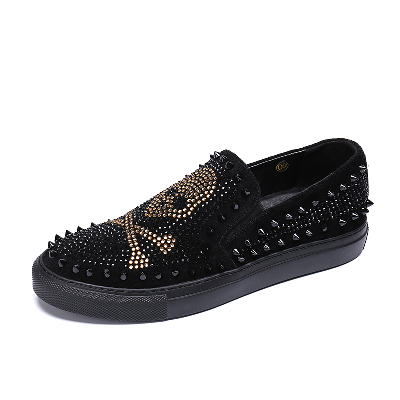 Loafers Rivets shoes