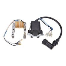 (Shipping From US) Magneto Stator Coil CDI Ignition Coil For 50cc 60cc 66cc 80cc 2-Stroke Engine Motorized Bike(China)