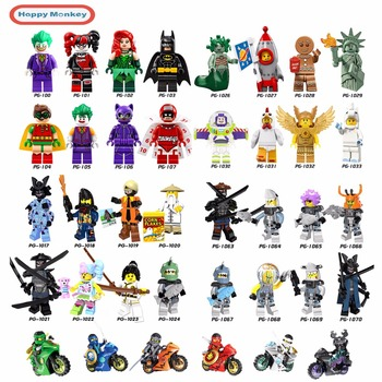 HAPPY MONKEY 2018 Ninjago Building Blocks