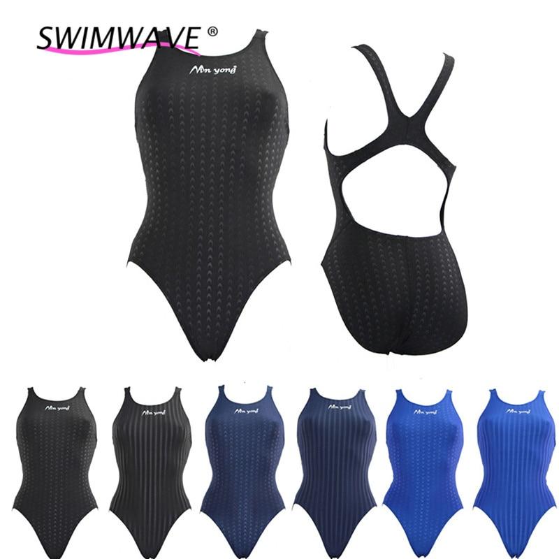 Professional Racing Monokini Diving Swimming Tight Swimsuit Summer Cross Back Swimwear Fake Shark Skin Fabric Bikini<br><br>Aliexpress