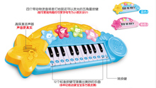 early education educational electronic organ childhood music instrument Baby multi-function teaching children toy piano gift