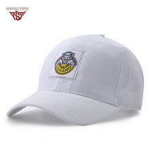 Brand Fashion Baseball Cap For Women Men Custom Print Patch Caps Adult Casual Sports Outdoor Hats Black White Visor Hat BQ013