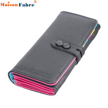 Fabulous Maison Fabre women Luxury Fashion Wallet small wallet Fresh Mobile Phone wallet carteira