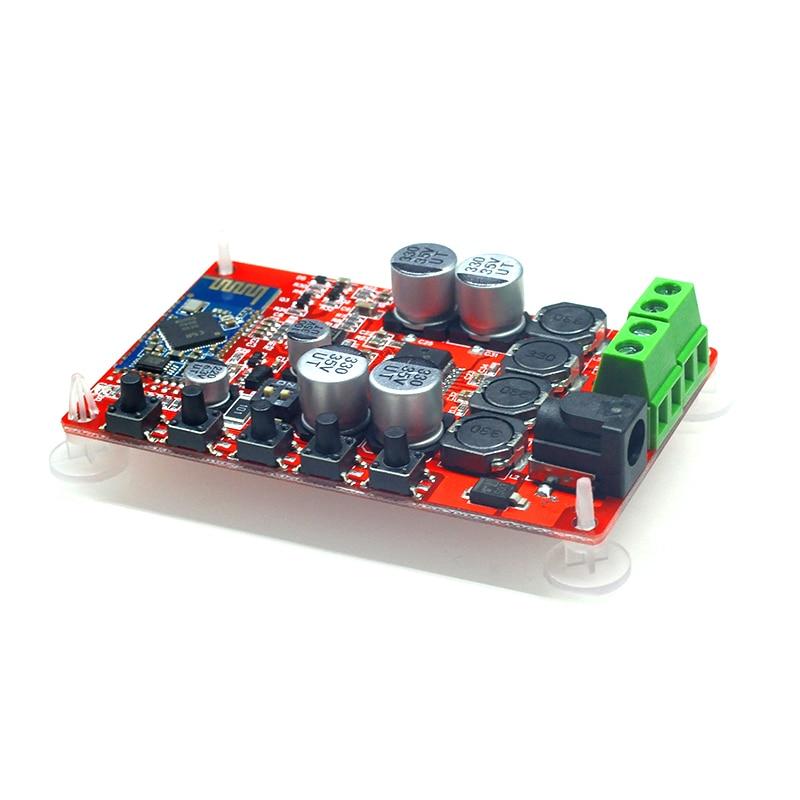 TDA7492P bluetooth power amplifier board output digital audio power amplifier board CSR4.0 digital power amplifier<br>