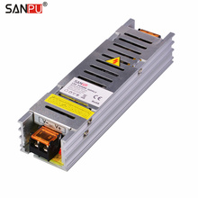 SANPU SMPS SMPS 24V 60W LED Driver Constant Voltage Switching Power Supply 220V AC DC Lighting Transformer Indoor Use Strip Type(China)