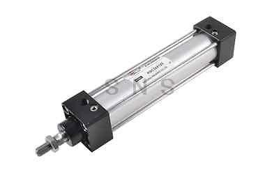 SC 32x175 32mm Bore 175mm Stroke SC 32-200 32x200 32mm Bore 200mm Stroke Double Action Aluminum Alloy Pneumatic Air Cylinder<br>
