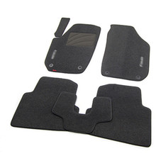 5pcs High Quality Odorless Auto Carpet Mats Perfect Fitted For Skoda Fabia