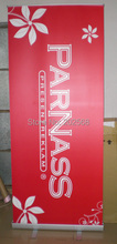 Digital Print Roll Up Banner Stand, Roll Up Display Stand(China)