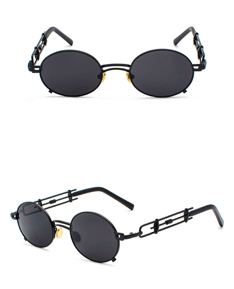 metal round steampunk sunglasses 900038 details (8)