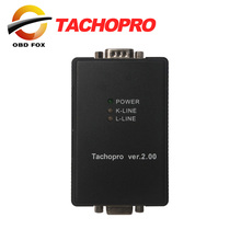 2017 Free Shipping Tachopro V2.0 Odometer Correction Mileage Tool Tools Tacho Pro Kit V2.0 Electric obd2 Auto Diagnostic Tool(China)