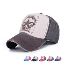 2017 unisex wholesale brand cap baseball cap fitted hat Casual cap gorras 6 panel hip hop snapback hats wash cap for men women