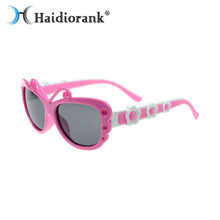 2017 Baby Boys Girls Sport Sunglasses Brand Designer UV400 Protection Lens Childrens Sun Glasses Kids Summer Cool Goggles(China)